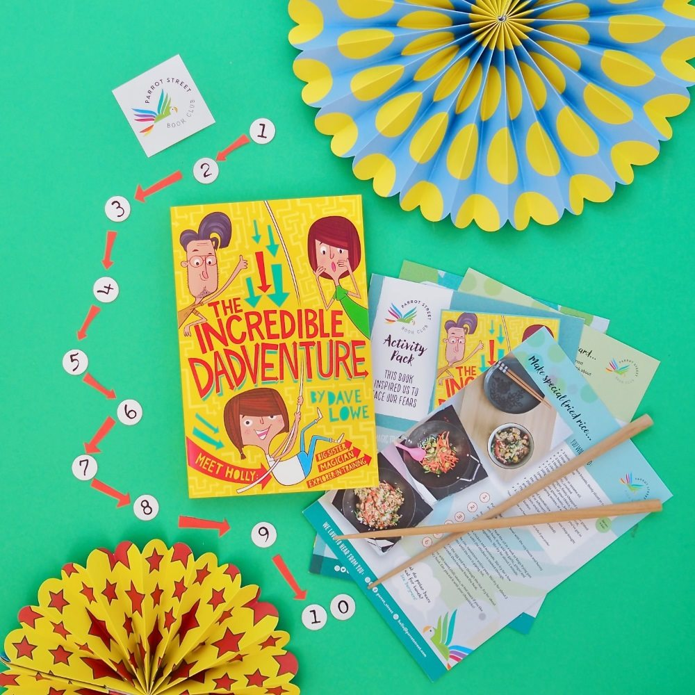 Book with activity pack